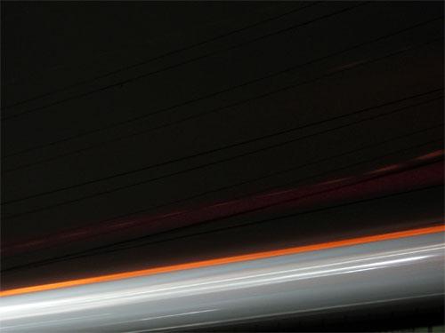 speedy at night.