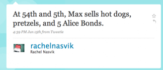 Max and Alice